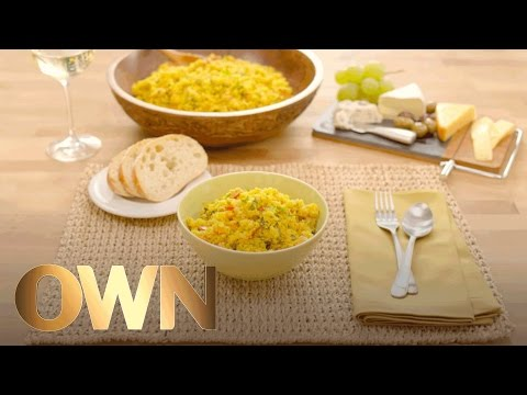 The Couscous with a Surprise Healthy Ingredient   Food, Health and Happiness   Oprah Winfrey Network