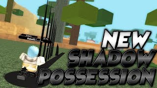 ALL SHADOW POSSESSION STYLE KEKKEI GENKAI MOVES IN NINDO RPG: BEYOND!! | Roblox