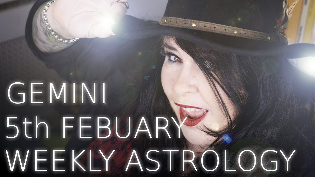 gemini weekly horoscope 28 december 2019 by michele knight