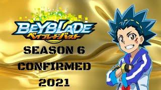 Beyblade Burst Season 6 Offical Traller Gear!