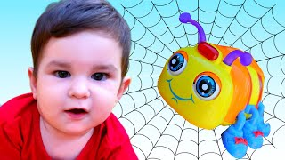 ITSY BITSY SPIDER   Kirill and Pasha Nursery Rhymes & Kids Songs