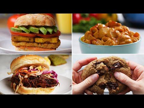 4 Easy Recipes To Help You Go Vegan