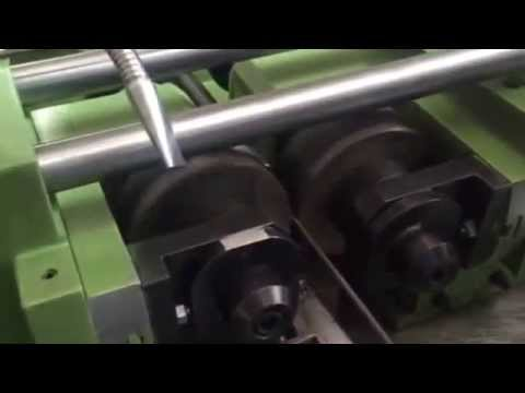 Thread Rolling Machine (High Speed) Threaded bar machine For Threaded Rod Manufacturing Industries