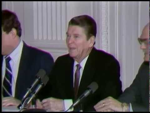 President Reagan's Remarks at the National Governor's Association Meeting on February 28, 1983