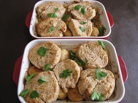 Chicken Casserole Recipes - Biscuit And Chicken Casserole Recipe