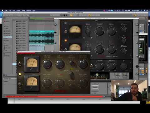 Max Lord of 808 MAFIA Beat Feedback: Compressing Guitar Sounds w/ Fairchild