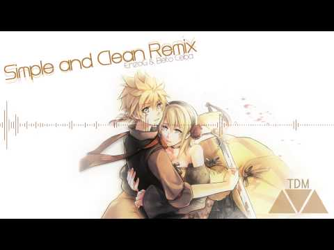 [EDM] EnzoG & Beto Ceba - Simple and Clean (Remix)