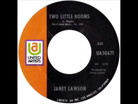 "Janet Lawson ""Two Little Rooms"""