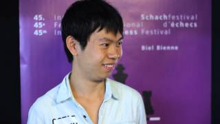 Interview with Wang Hao, winner of the GMT 2012