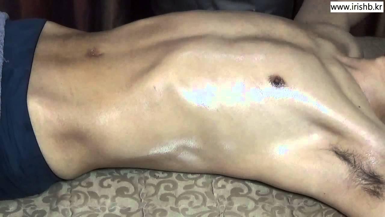 아이리스 수정테라피 복부마사지 IRIS Crystal Massage