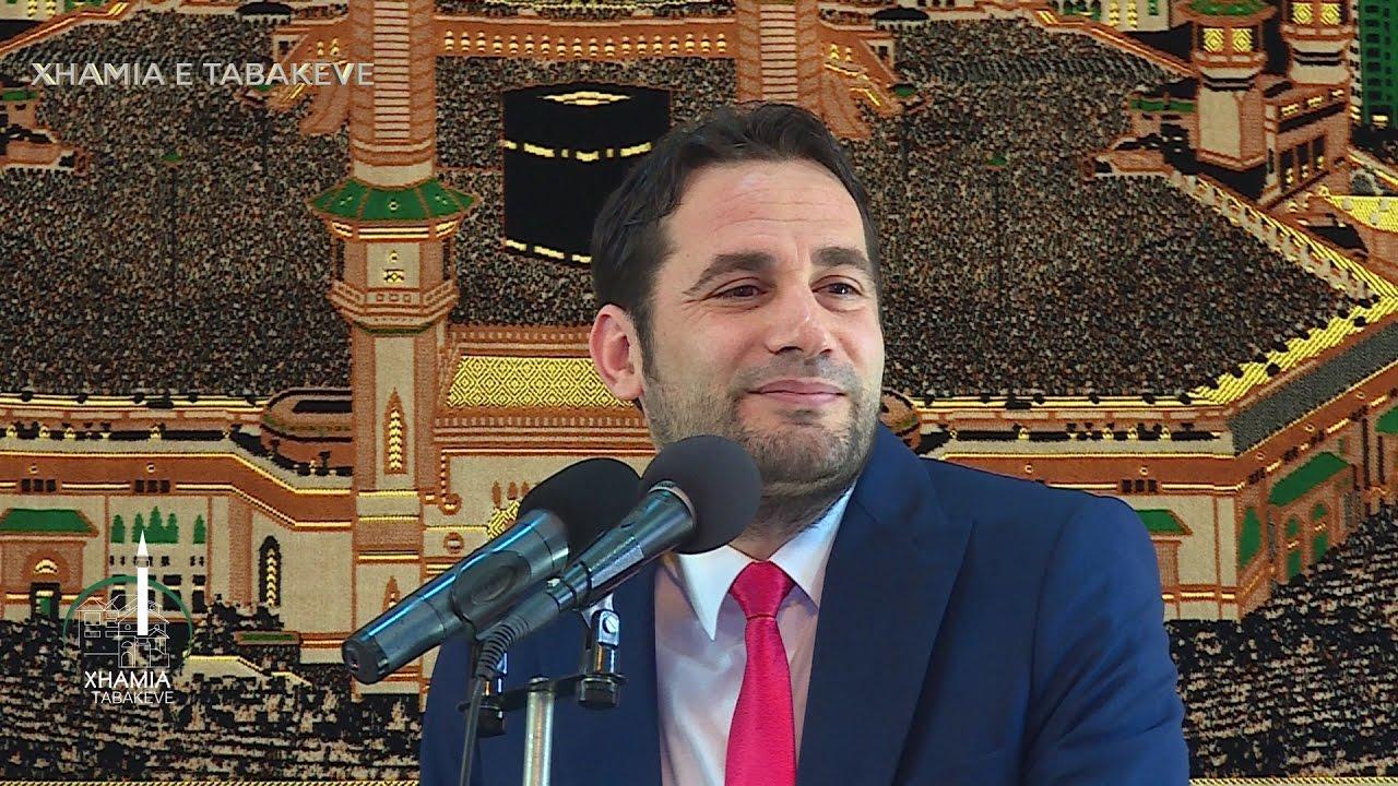 HUTBE | Argumentet qe vertetojne se Profeti Muhammed eshte i Derguar i Zotit-Elvis Naçi [05.05.2017]