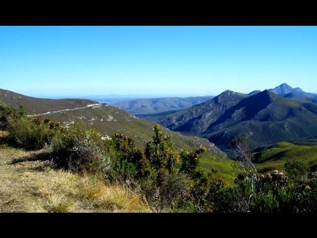 Robinson Pass (R328) Part 2- Ascent - Mountain Passes of South Africa