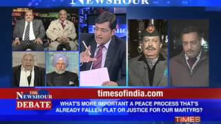 The Newshour Debate: Pak's open aggression (Part 3 of 4)