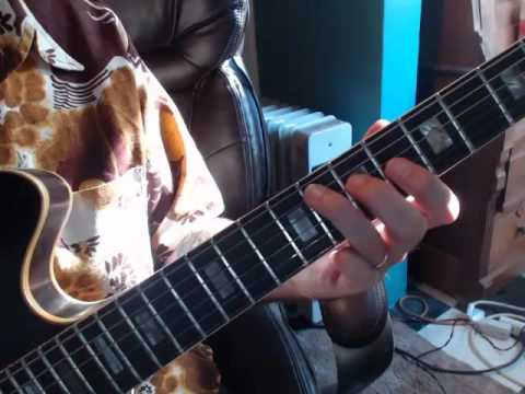 Pee Wee Crayton Guitar lesson by Tommy Harkenrider