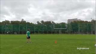 Video Football Kicker Trick Shots Video Goes Viral download MP3, 3GP, MP4, WEBM, AVI, FLV September 2017