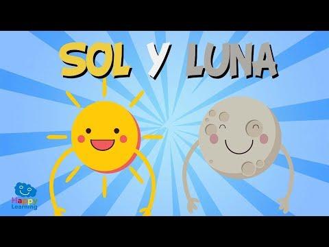 SOL Y LUNA  Canciones para Aprender