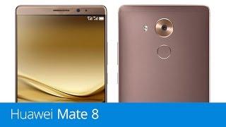 Huawei Mate 8 (recenze)