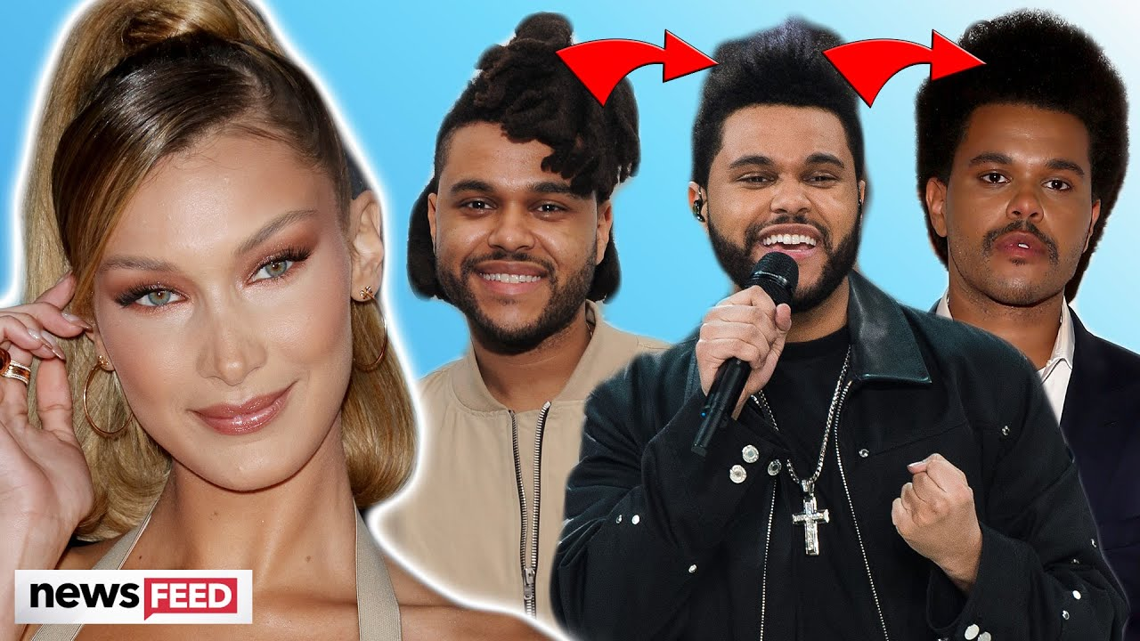 Did Bella Hadid Influence The Weeknd's Looks?!