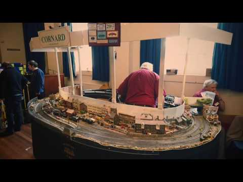 31A Cambridge model railway exhibition