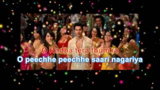 Radha Original Soundtrack-Student of the Year (2012)