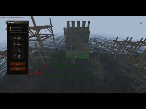 @LifeisFeudal  #MMO Shaping granite the Freeport way