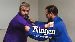 What is Medieval War Wrestling?