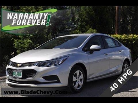 2016 Chevrolet Cruze LS 8573