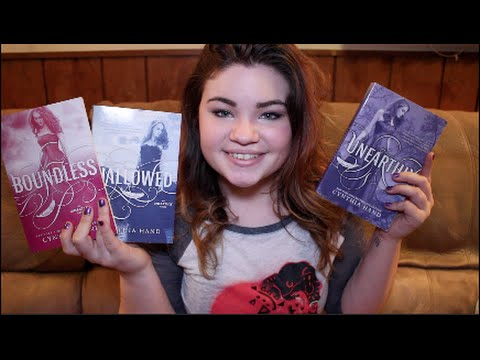 The Unearthly Trilogy by Cynthia Hand | Spoiler Free Series Review