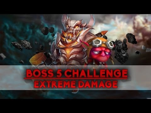 Castle Clash Boss 5 Strategy For Full Run