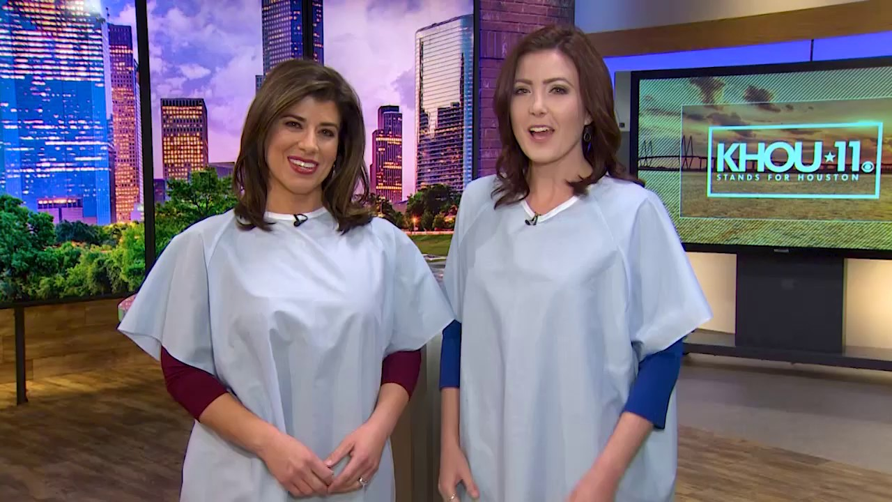 UT Physicians - KHOU - Wear the Gown - Colorectal Cancer (15 second spot)