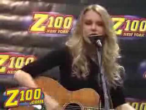 Taylor Swift Our Song z100