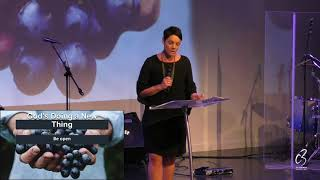 PS Rachel Strong-God's Doing a New Thing(New Wine)