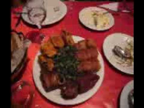 Turkmen Dinner
