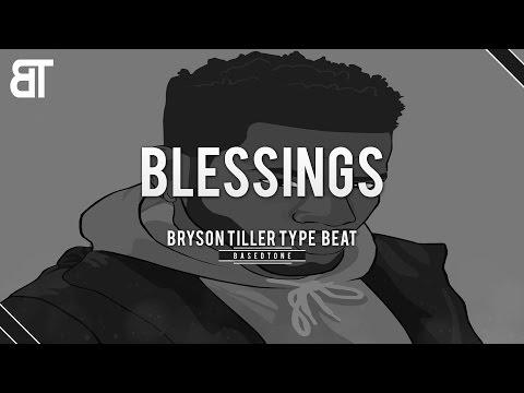 *FREE* Bryson Tiller x PNB Rock x Drake Type Beat 2017 - Blessings (Prod. K9)