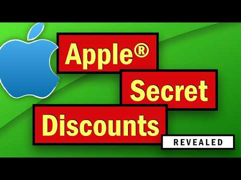 How To Claim Secret Apple Discounts In The USA