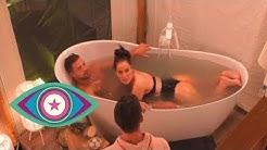 ENDLICH: Janine und Tobis erster Kuss! | Promi Big Brother 2019 | SAT.1
