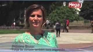 Entrevista Megatv - Reportagem sobre Depressão - Maio de 2014 - Luiz Henrique Junqueira Dieckmann