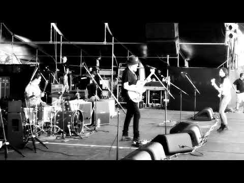 JIMMY RIP AND THE TRIP - SOUNDCHECK - ESTADIO ATLANTA