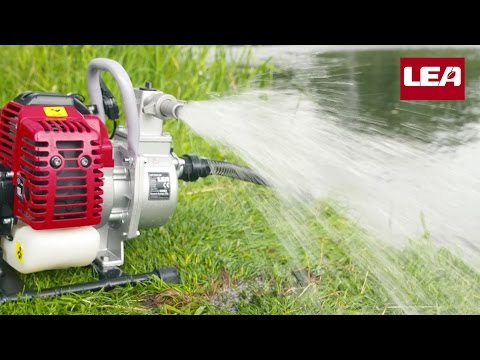 LEA LE71043-25 2-stroke water pump