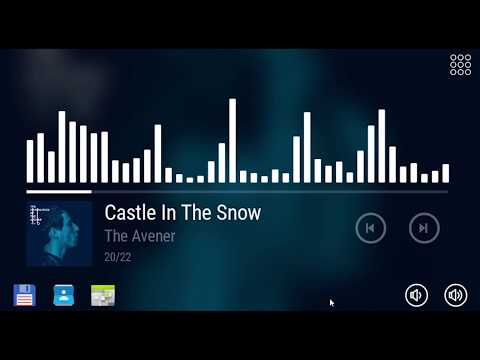 Bit Music - theme for CarWebGuru Launcher - Apps on Google Play