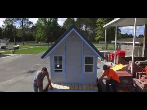 Win this Playhouse from RIVEROAK Technical College