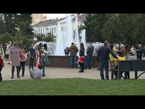 07.04.2018 У Коломиї запустили водограй