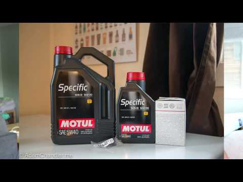 Analysis: How Often Do you Change your Golf R (MK7) Oil?