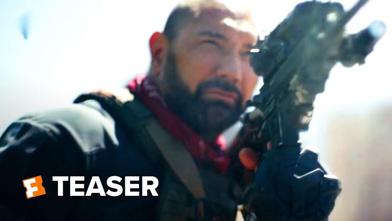 Army Of The Dead Teaser Trailer #1 (2021) | Movieclips Trailers