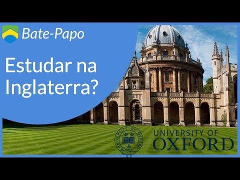 University of Oxford | BRASA Bate-Papo
