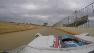 Ryan Smith Kenny Wallace dirt track experience