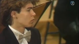 Pogorelich plays Chopin Piano concerto No  2 in F minor, Op  21