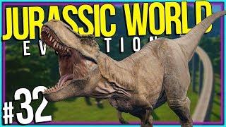 Jurassic World: Evolution | THE BIG FOUR (#32)