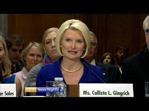 Senate Confirms Gingrich- ENN 2017-10-17