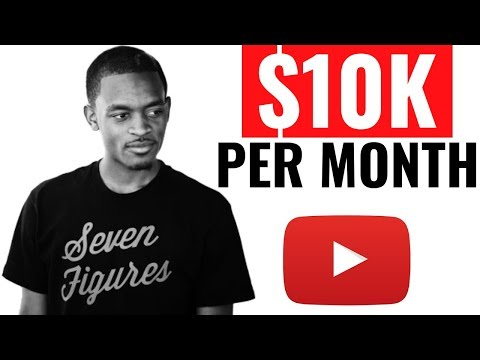 How To Make $10,000 A Month On Youtube Without Recording ANY Videos (EASY)